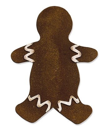 Tim Holtz Gingerbread Man Bigz Die