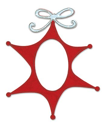 Dena Designs Star Ornament Bigz Die