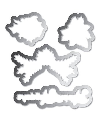 Rachael Bright Ornament Framelits Die & Textured Impressions Set