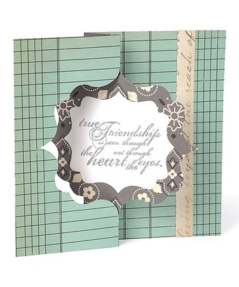 Stephanie Barnard Fancy Frame Flip-Its Movers & Shapers Base Die
