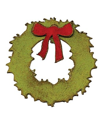 Tim Holtz Mini Wreath & Bow Movers & Shapers Magnetic Die
