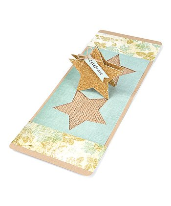 Karen Burniston 3-D Star Pop 'n' Cuts Magnetic Insert Die