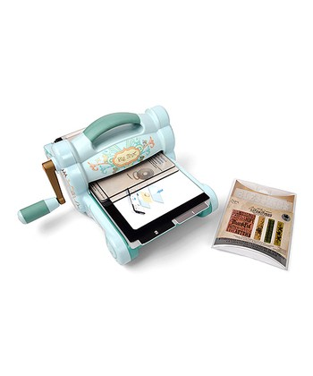 Big Shot Machine & Thanksgiving Embossing Set