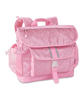 Pink Sparkalicious Medium Backpack