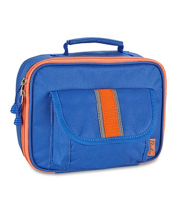 Blue Signature Lunch Box