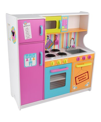 Deluxe Big & Bright Personalized Kitchen