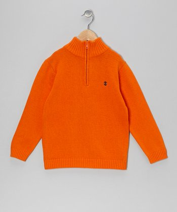 Tangelo Pullover - Toddler & Boys