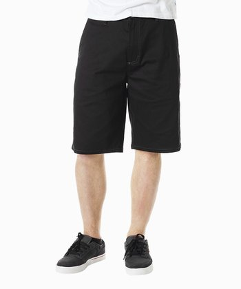 Black Echo Park Shorts - Boys