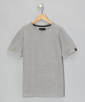 Vapor Stripe Crewneck Tee - Infant & Boys