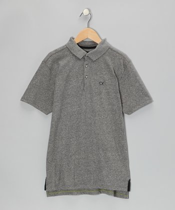 Black Noise Polo - Boys