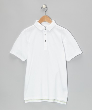 White Polo - Infant