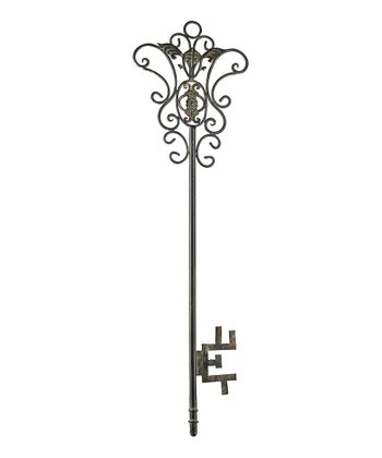 Fancy Skeleton Key Wall Décor