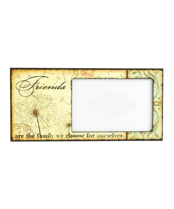 Dandelion 'Friends' Frame