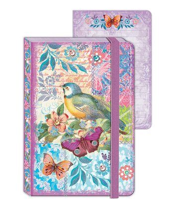 Fancy Little Bird Enchantment Mini Journal - Set of Two