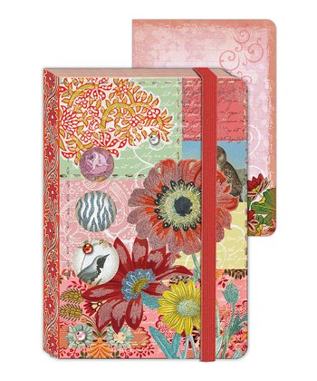 Summer Daisy Enchantment Mini Journal - Set of Two