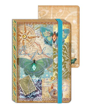 World Traveler Enchantment Mini Journal - Set of Two