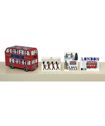 London Bus Stationery Box Set