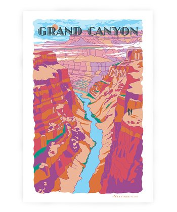 'Grand Canyon' Kitchen Towel
