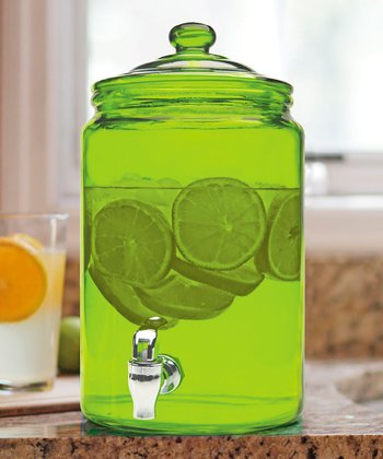 Lime Hampshire 1.54-Gal. Beverage Dispenser