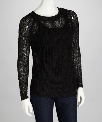 Black Michelle Sweater