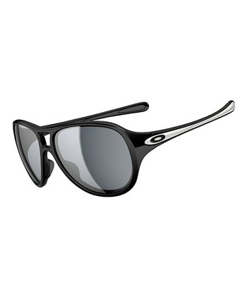 Black & Gray Twentysix.2 Polished Sunglasses - Women