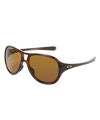 Tortoise & Bronze Twentysix.2 Polar Sunglasses - Women