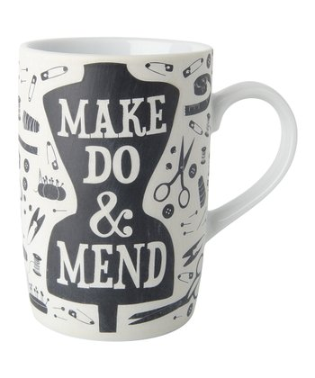 Make Do & Mend Mug