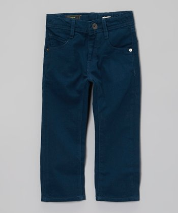 Estate Blue Vorta Twill Pants - Toddler & Boys