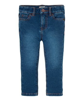 Mid Montana Wash Skinny Jeans - Infant