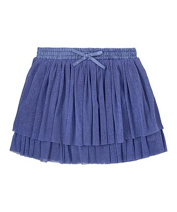 Rebel Purple Mesh Skirt - Infant & Toddler