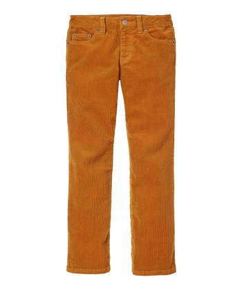 Salted Caramel Corduroy Pants - Infant & Boys