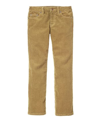 Field Khaki Corduroy Pants - Infant, Toddler & Boys
