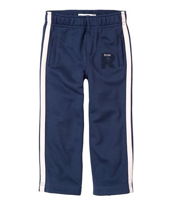 Navy Tricot Track Pants - Infant, Toddler & Boys