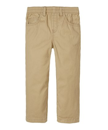 Bisque Twill Pants - Infant, Toddler & Boys