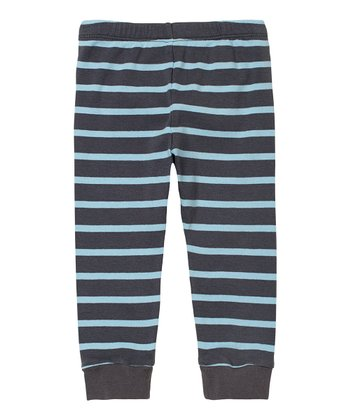 Carolina Blue Stripe Pants - Infant