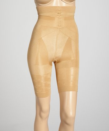 Nude Shaper High-Waist Shorts - Women & Plus