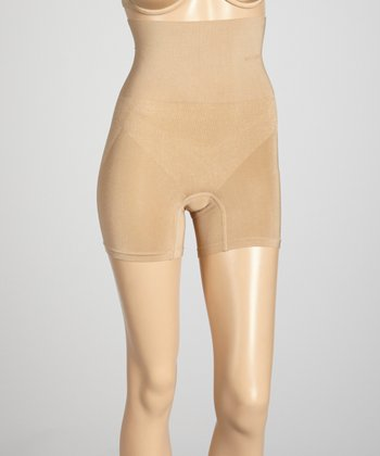 Nude Shaper High-Waist Shorts - Women