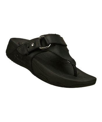 Black Nuts & Honey Tone-Ups Sandal