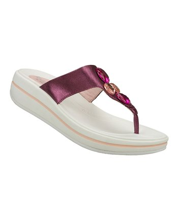 Pink Change-Up Upgrades Sandal
