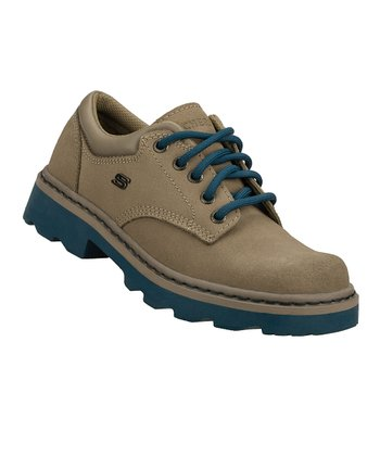 Taupe Mate Parties Shoe