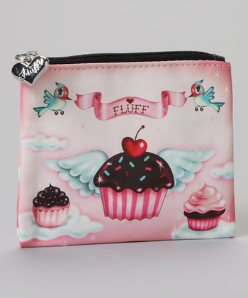 Pink Cupcake Heaven Coin Purse