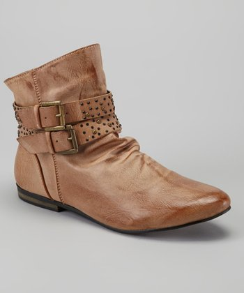 Camel Pisa 10 Ankle Boot