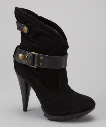 Black Tina 2 Boot