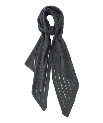 Charcoal Mandy Scarf