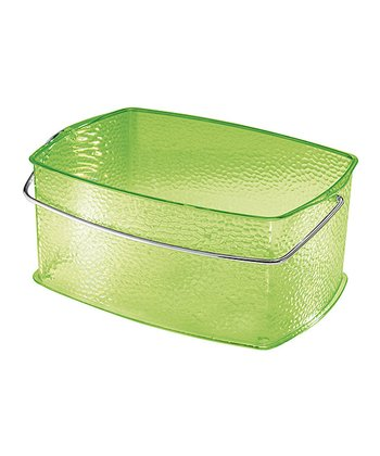 Green Rain Medium Basket