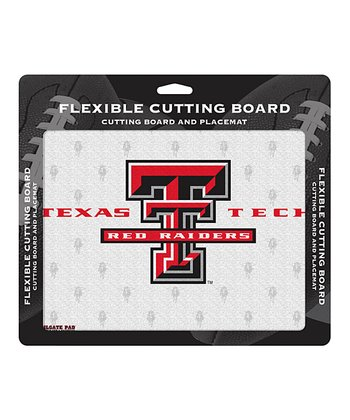 Texas Tech Cutting Board