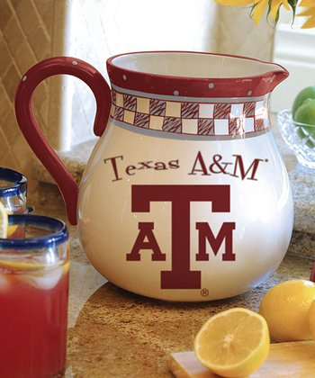 Texas A&M Game Day Pitcher