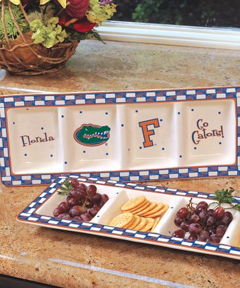 Florida Game Day Relish Tray