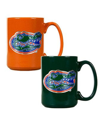 Florida Ceramic Mug Set