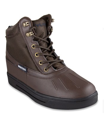 Brown New Bedford Winter Boot